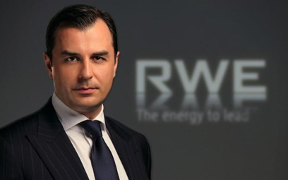 Wywiad z prezesem RWE Polska Filipem Thonem