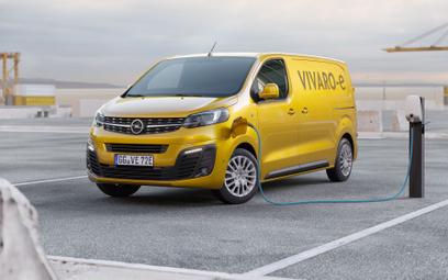 Opel Vivaro-e: Kolejny elektryczny dostawczak