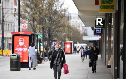 W Wielkiej Brytanii ubyło przez pandemię 11 tysięcy sklepów