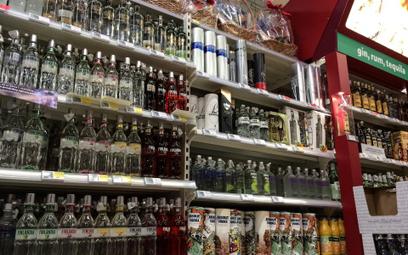 Rynek wódki nie podniósł się po podwyżce akcyzy