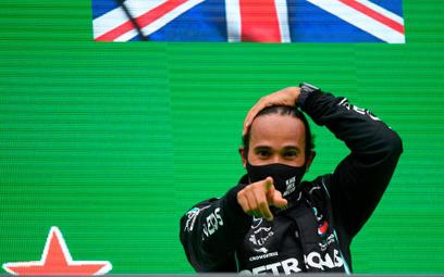 Hamilton może w tym sezonie poprawić kolejne osiągnięcie Schumachera – siódmy raz zostać mistrzem św