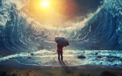 Globalne ocieplenie przyczyną trzęsień ziemi i tsunami