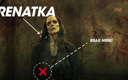 Zombie promują transplantologię