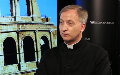 Ks. prof. Franciszek Longchamps de Bérier