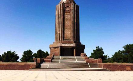 Mauzoleum Nizami Ganjavi w Azerbejdżanie