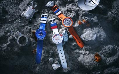 Swatch Space Collection: te zegarki sięgajągwiazd