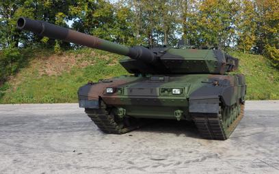 Niedoszłe Leopardy 2 dla British Army