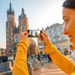 """Głównym zadaniem """"pomagaczy"""" jest ułatwienie życia turystom odwiedzającym Kraków"""