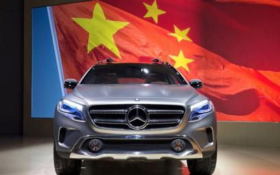 Daimler koryguje w dół prognozę zysków