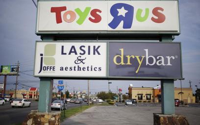 """Amerykańska sieć Toys """"R"""" Us zbankrutowała"""