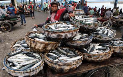 Rybak z Indonezji