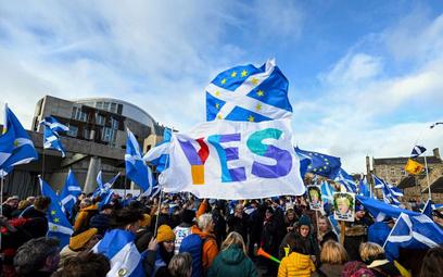 Sondaż: 52 proc. Szkotów za niepodległością