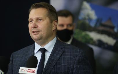 Czarnek: Kary dla Polski ws. Turowa to wybryk pani sędzi związanej z EPL