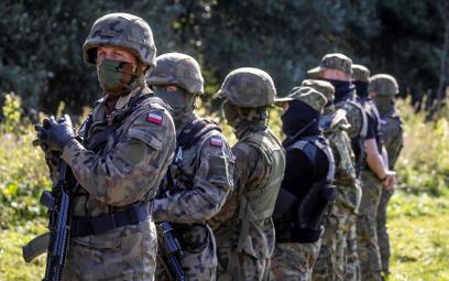 Wojsko zostało wysłane w sierpniu na wschodnią granicę