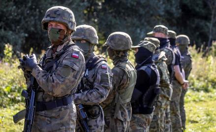 Wojsko kilka dni temu zostało wysłane na wschodnią granicę