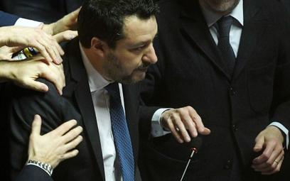 Salvini chce zostać osądzony za zatrzymanie imigrantów na morzu