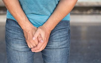 Nietrzymanie moczu – to także problem panów