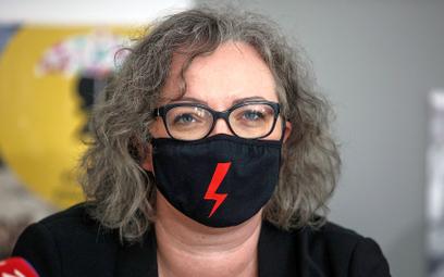 Marta Lempart: Panowie z opozycji szykują się, by zająć miejsca w rządzie, kiedy my obalimy już wład