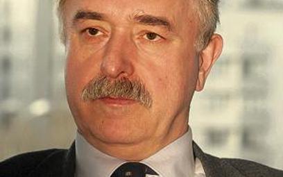 Bohdan Wyżnikiewicz, wiceprezes Instytutu Badań nad Gospodarką Rynkową