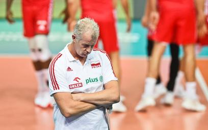 Vital Heynen: Prowadzenie polskiej drużyny to najlepsza możliwa praca w siatkówce