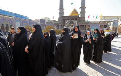 Wybory z wirusem w samym środku Iranu