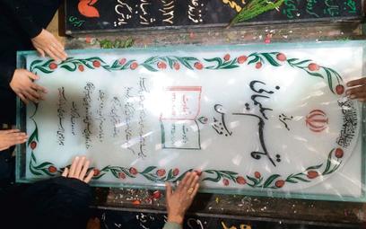 Zabity w styczniu przez Amerykanów generał Kasem Sulejmani jest dla Irańczyków bohaterem narodowym.