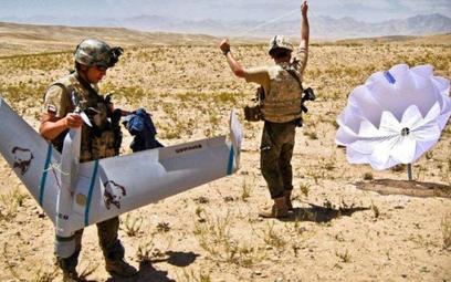 Wojsko wykorzystywało już samoloty bezzałogowe w Afganistanie