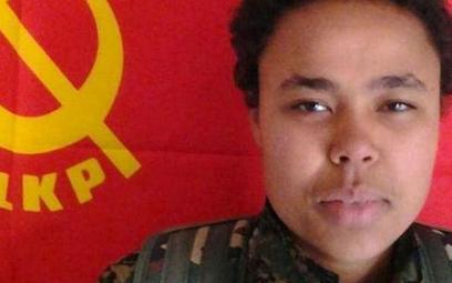 19 -letnia Niemka walczyła w Kurdystanie o wolność.