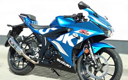 Suzuki GSX-R 125: Drzwi do sportowego świata