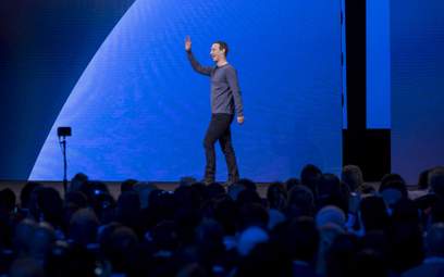 Mark Zuckerberg, prezes Facebooka, chce wejść teraz na rynek kryptowalut
