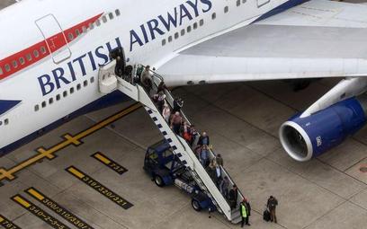 Stewardesy British Airways strajkują