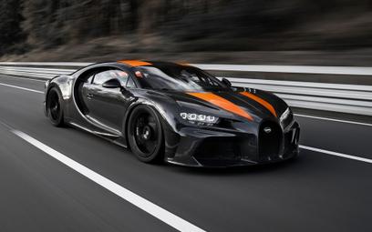 Bugatti Chiron: Nowy rekord świata! Prawie 500 km/h