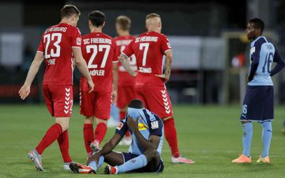 Bundesliga: Wpadka Borussii Moenchengladbach