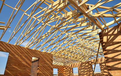 Drewniane domy wielorodzinne w programie Mieszkanie plus