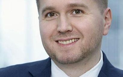 Rafał Buczak rozkręcał w Polsce działalność nowej firmy ubezpieczeniowej