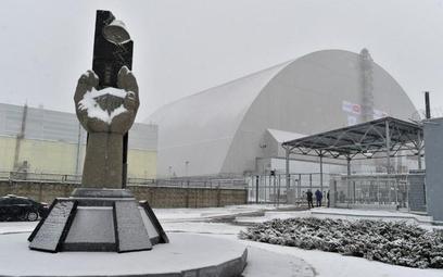 Czarnobyl przykryty ogromną zasłoną