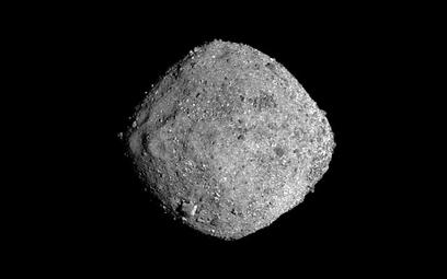 Amerykańska sonda wyląduje na asteroidzie Bennu