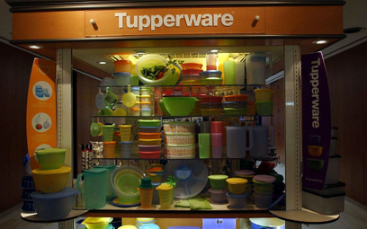 Tupperware ma kłopoty. Akcje na giełdzie straciły połowę wartości
