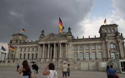 Rekordowa recesja nad Renem. PKB Niemiec załamał się
