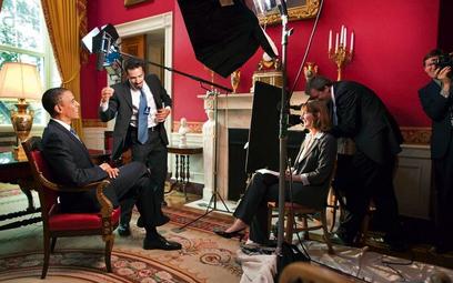 Biały Dom Obamy z bliska:dokument o prezydenckim fotografie
