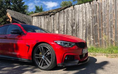 BMW 430i Gran Coupe M-Performance: Czy czerwone samochody jeżdżą szybciej