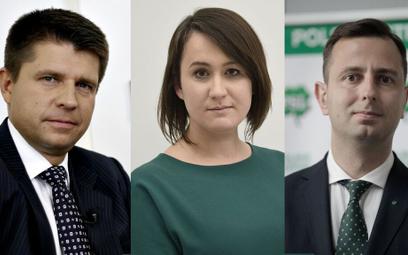 #RZECZoPOLITYCE: Petru, Kosiniak-Kamysz, Siarkowska