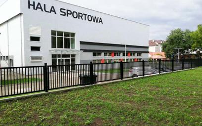 Gryfino: Hala sportowo-widowiskowa już gotowa