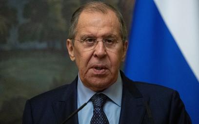 Nowy Jork: Spotkanie ministrów spraw zagranicznych Polski i Rosji