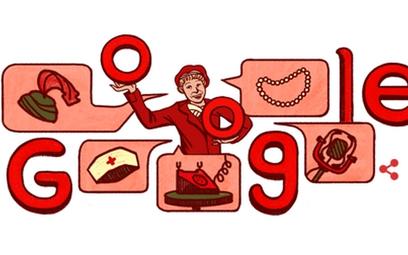 Google Doodle uczciło urodziny Ireny Kwiatkowskiej