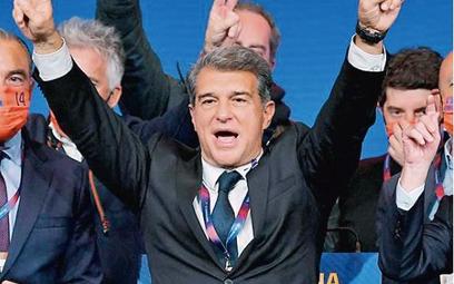 Joan Laporta kierował już Barceloną w latach 2003–2010