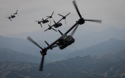 US SOCOM uważa prędkość maszyn CV-22 za niewystarczającą, w związku z tym ruszają analizy związane z