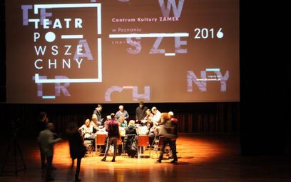 Teatr wykluczonych w Poznaniu