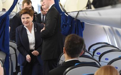 Merkel: Premier Szydło serdecznie przyjęta w Berlinie
