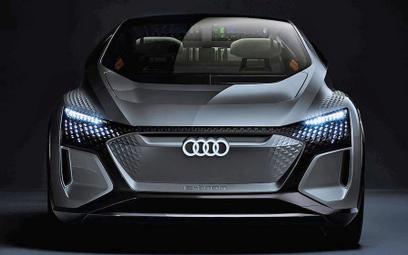 Audi AI:ME: Bardzo odległa wizja